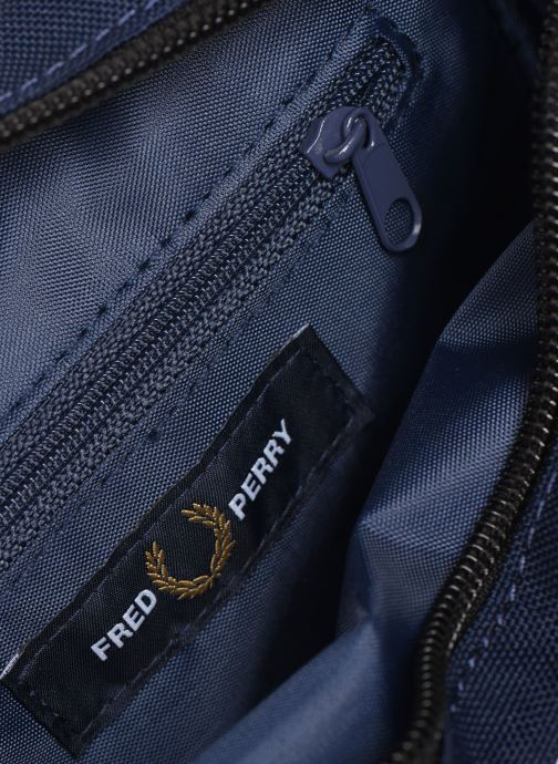 Sacs homme Fred Perry TWIN TIPPED SIDE BAG Bleu vue derrière