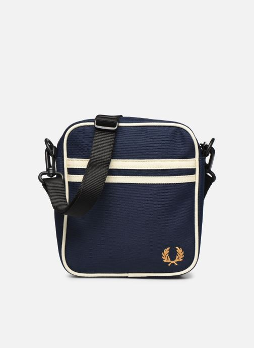 Sacs homme Fred Perry TWIN TIPPED SIDE BAG Bleu vue détail/paire