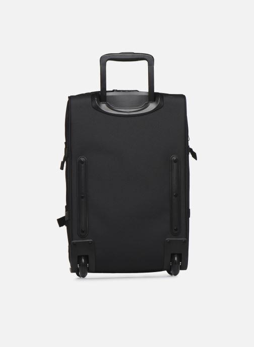 Bagages Eastpak TRANVERZ Valise cabine Noir vue face