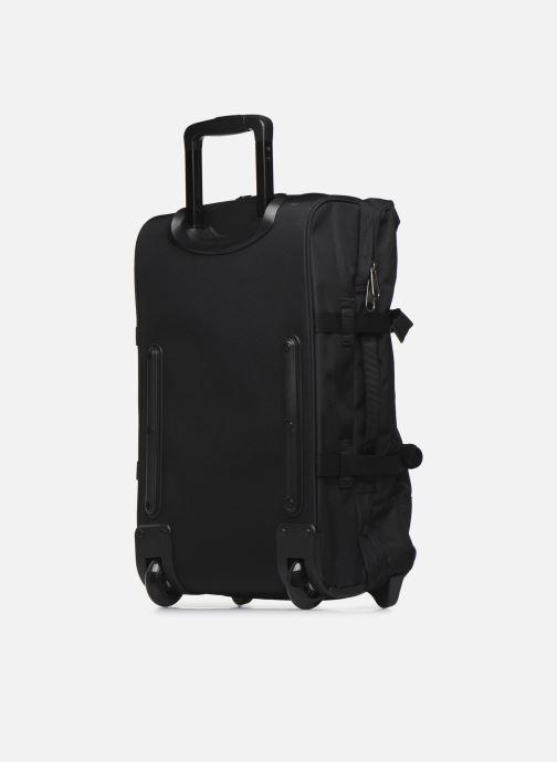 Bagages Eastpak TRANVERZ Valise cabine Noir vue droite