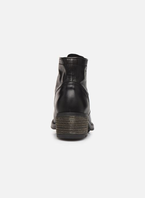 Ankle boots P-L-D-M By Palladium Carthy CmrC Black view from the right