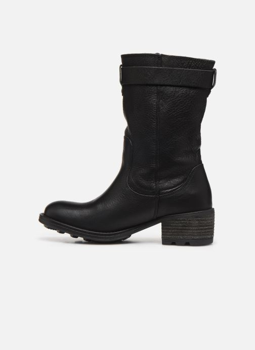 Ankle boots P-L-D-M By Palladium Caramba Brg Black front view