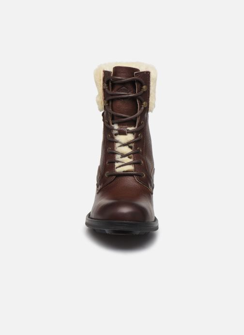 Stiefeletten & Boots P-L-D-M By Palladium Cabarette Brg braun schuhe getragen