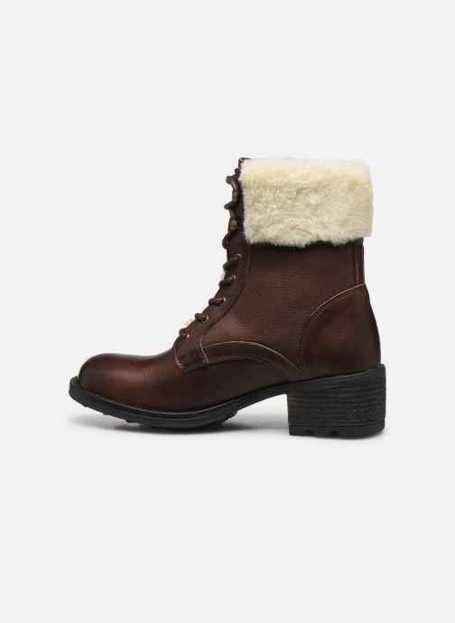 Stiefeletten & Boots P-L-D-M By Palladium Cabarette Brg braun ansicht von vorne