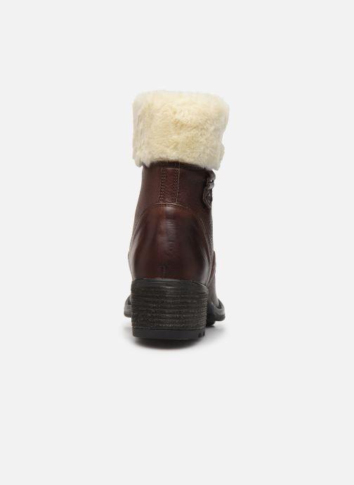 Stiefeletten & Boots P-L-D-M By Palladium Cabarette Brg braun ansicht von rechts