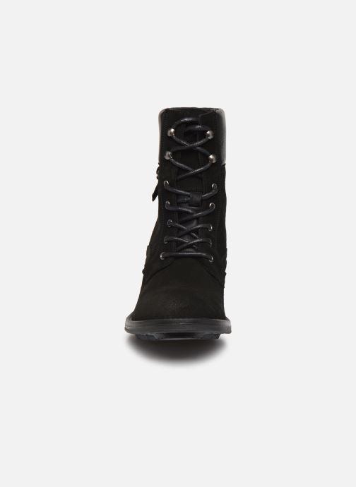 Ankle boots P-L-D-M By Palladium Cabarette Sud Black model view