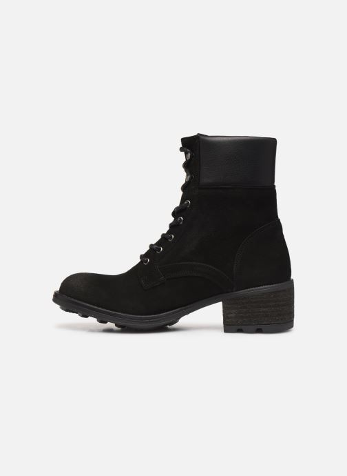 Ankle boots P-L-D-M By Palladium Cabarette Sud Black front view