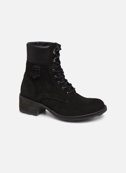 Ankle boots P-L-D-M By Palladium Cabarette Sud Black detailed view/ Pair view