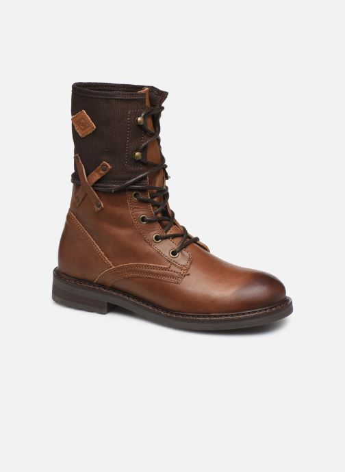 Ankle boots P-L-D-M By Palladium Bupswing Nma Brown detailed view/ Pair view