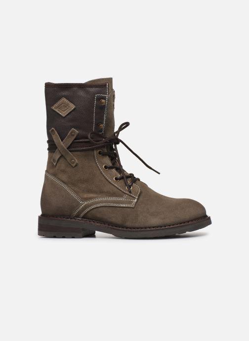 Bottines et boots P-L-D-M By Palladium Bupswing Crt Marron vue derrière