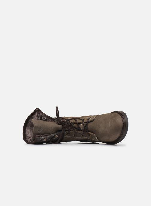 Bottines et boots P-L-D-M By Palladium Bupswing Crt Marron vue gauche