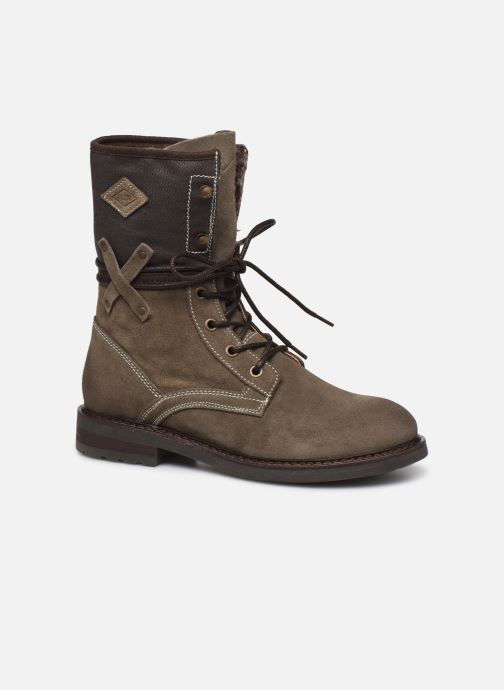 Ankle boots P-L-D-M By Palladium Bupswing Crt Brown detailed view/ Pair view