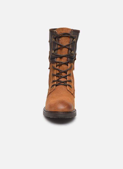 Ankle boots P-L-D-M By Palladium Bupswing Crt Brown model view