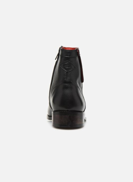 Ankle boots P-L-D-M By Palladium Luciferus Tbl Black view from the right
