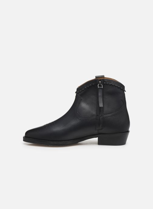 Ankle boots P-L-D-M By Palladium Walkyrie Thd Black front view