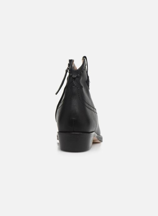 Ankle boots P-L-D-M By Palladium Walkyrie Thd Black view from the right