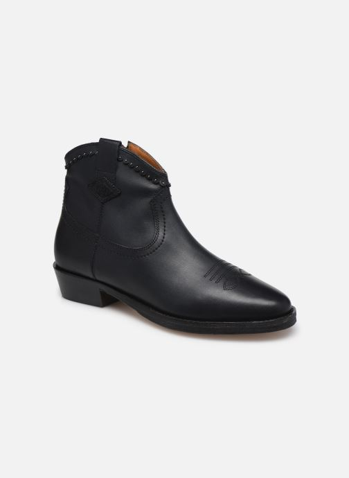 Ankle boots P-L-D-M By Palladium Walkyrie Thd Black detailed view/ Pair view