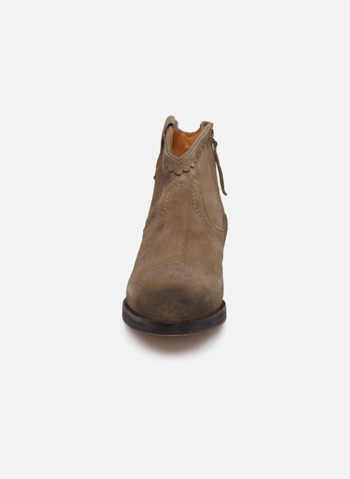Ankle boots P-L-D-M By Palladium Walkyrie Sud Grey model view
