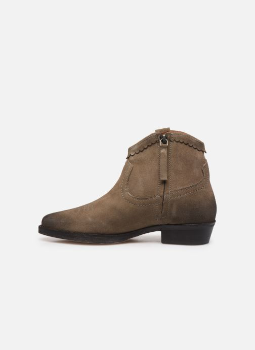 Ankle boots P-L-D-M By Palladium Walkyrie Sud Grey front view