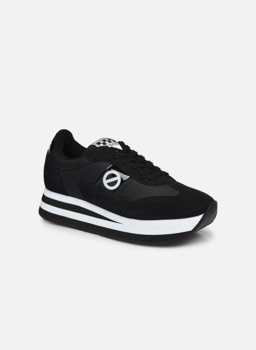 Sneaker No Name Flex Jogger Nylon/Split schwarz detaillierte ansicht/modell