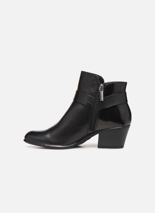 Bottines et boots Tamaris LILA Noir vue face