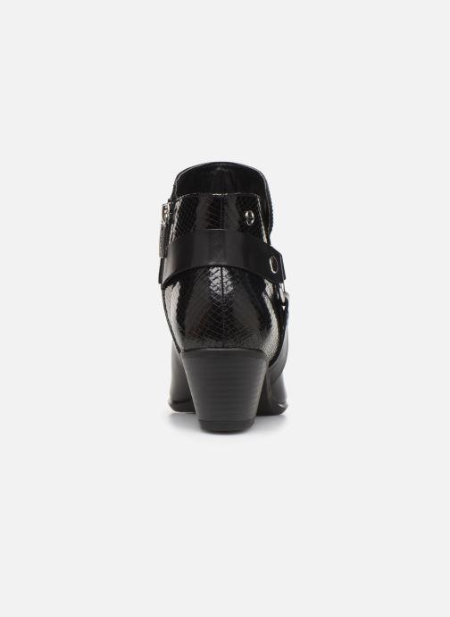 Bottines et boots Tamaris LILA Noir vue droite