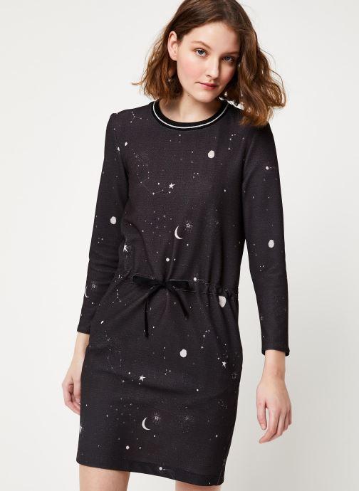 Vêtements Kanopé ROBE ELIANE ETOILE Noir vue droite