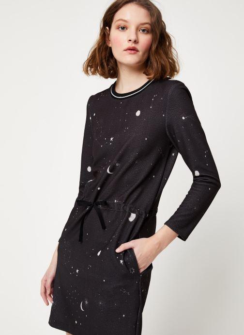 Vêtements Kanopé ROBE ELIANE ETOILE Noir vue détail/paire