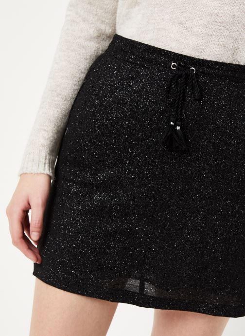 Kanopé Jupe mini - JUPE ANOUCK BRILLANT (Argent) - Vêtements chez Sarenza (411510)
