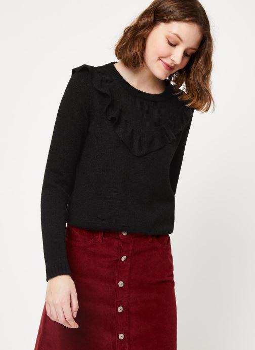 Vêtements Kanopé PULL MARINA Noir vue détail/paire