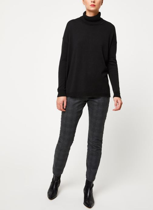Vêtements Kanopé PULL SUZIE Noir vue bas / vue portée sac