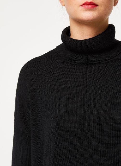 Vêtements Kanopé PULL SUZIE Noir vue face