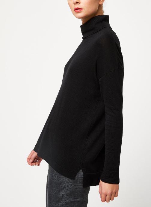 Vêtements Kanopé PULL SUZIE Noir vue droite
