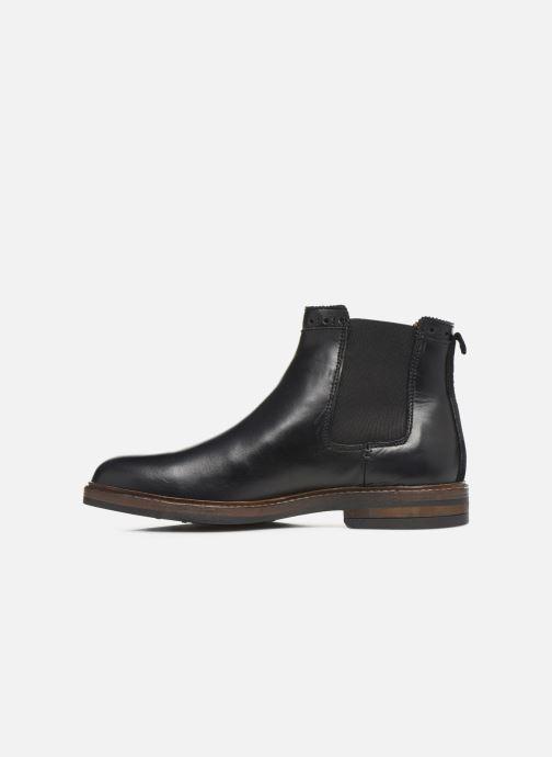 Ankle boots Sebago Chelsea Fgl Black front view