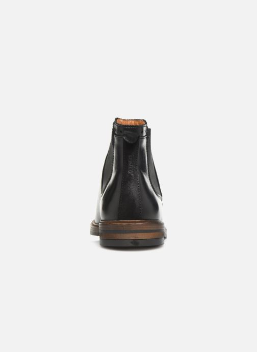 Ankle boots Sebago Chelsea Fgl Black view from the right