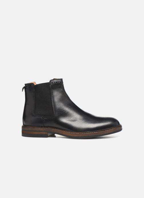 Ankle boots Sebago Chelsea Fgl Black back view