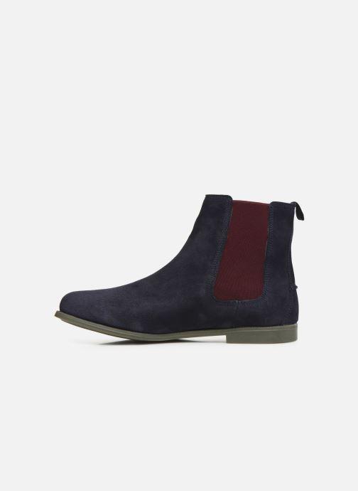 Stiefeletten & Boots Sebago Chelsea Plaza Ii Suede W blau ansicht von vorne