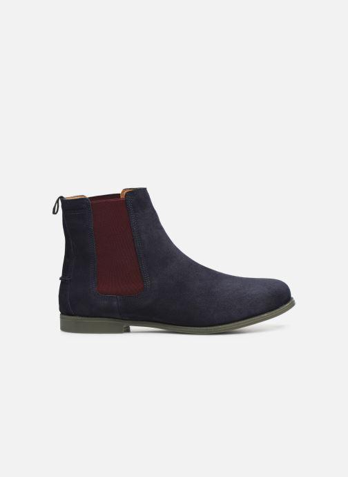 Bottines et boots Sebago Chelsea Plaza Ii Suede W Bleu vue derrière