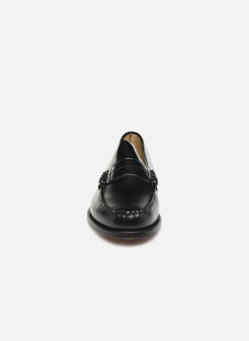 Loafers Sebago Classic Penny Black model view
