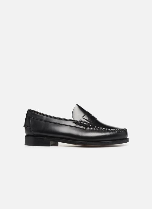 Loafers Sebago Classic Penny Black back view
