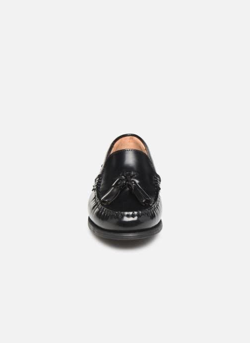 Mocassins Sebago Plaza Tassel Noir vue portées chaussures