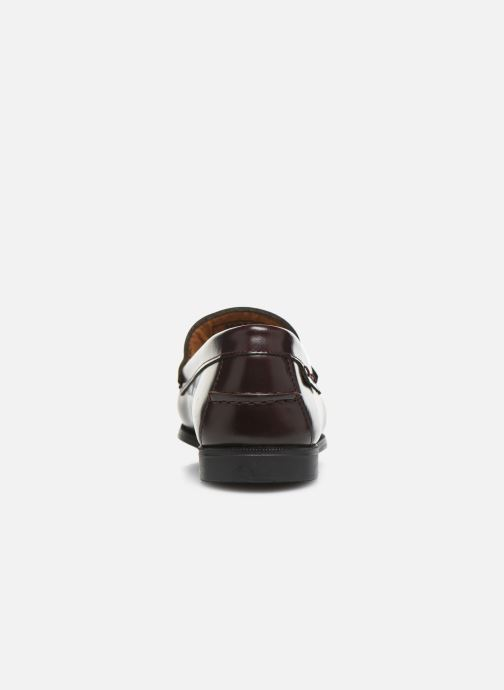 Loafers Sebago Plaza Tassel Burgundy view from the right