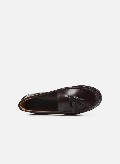 Loafers Sebago Plaza Tassel Burgundy view from the left