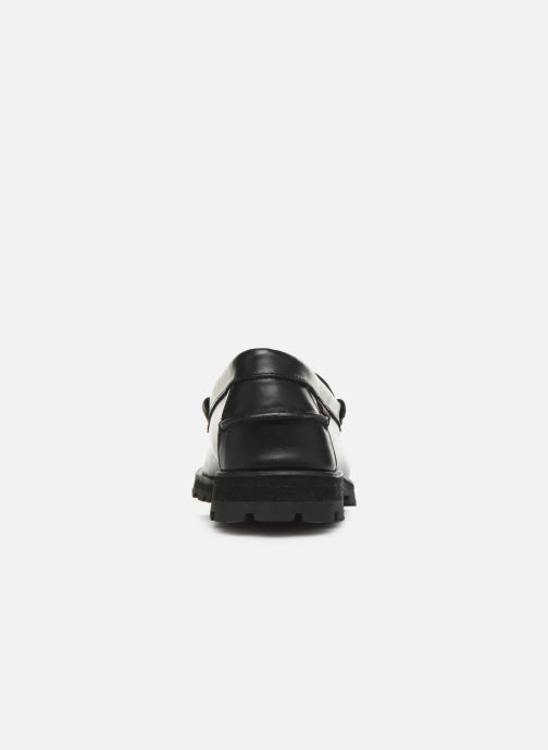 Loafers Sebago Vershire Penny Black view from the right