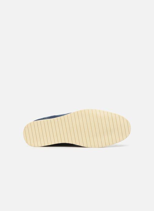 Scarpe con lacci Kickers Tumperys Azzurro immagine dall'alto