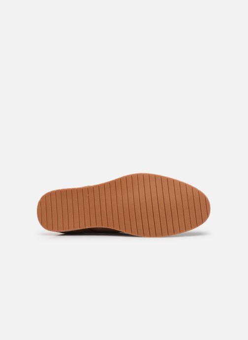 Zapatos con cordones Kickers Tumperys Marrón vista de arriba