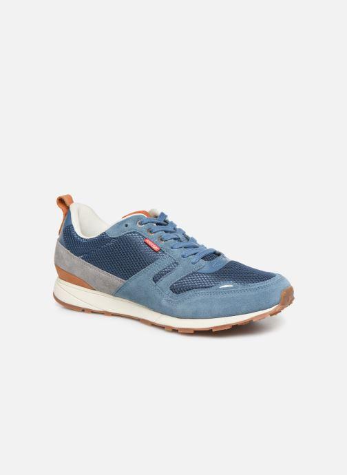 Sneaker Kickers Portland blau detaillierte ansicht/modell
