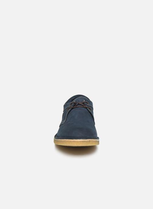 Snøresko Kickers Cluzo Blå se skoene på