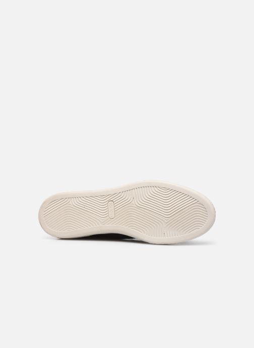 Sneakers Kickers Sanper Azzurro immagine dall'alto