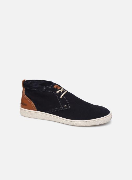 Sneakers Kickers Sanper Azzurro vedi dettaglio/paio